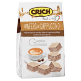 Wafer with Cappuccino Cream Filling