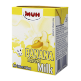 MUH Banana Flavored Milk